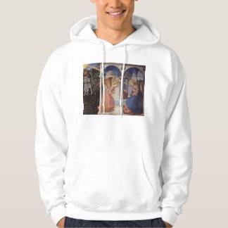Fra Angelico Art Hooded Sweatshirt