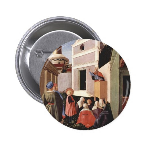 Fra Angelico Art Pins