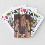 Fra Angelico Art Poker Deck