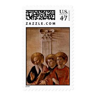 Fra Angelico Art Postage