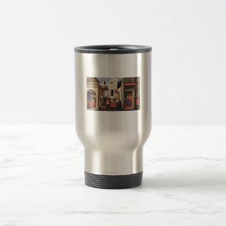 Fra Angelico Art Travel Mug