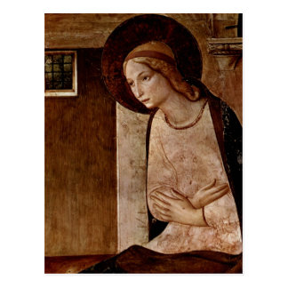 Fra Angelico auch genannt: Beato Angelico; Fra Gio Postcard