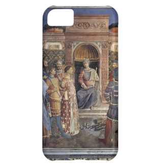 Fra Angelico- Condemnation of St. Lawrence Cover For iPhone 5C