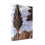 Fra Angelico - Cross Detail: Landscape Gallery Wrapped Canvas