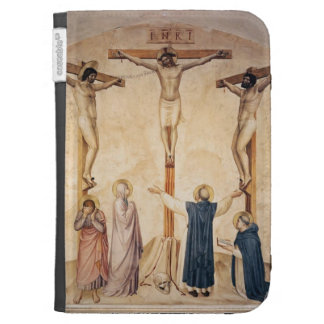 Fra Angelico- Crucifixion with Mourners Kindle 3 Cover