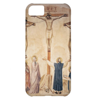 Fra Angelico- Crucifixion with Mourners iPhone 5C Cover