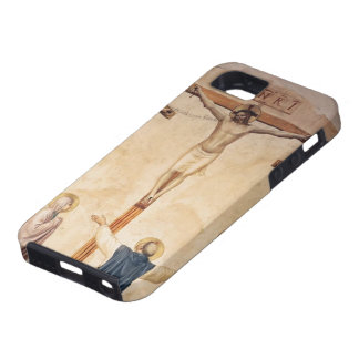 Fra Angelico- Crucifixion with Mourners iPhone 5 Case
