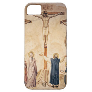 Fra Angelico- Crucifixion with Mourners iPhone 5 Cover