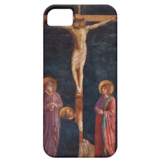 Fra Angelico- Crucifixion with St. Dominic iPhone 5 Cases