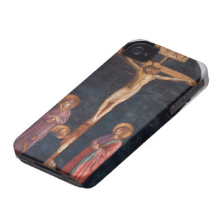 Fra Angelico- Crucifixion with St. Dominic iPhone 4 Case