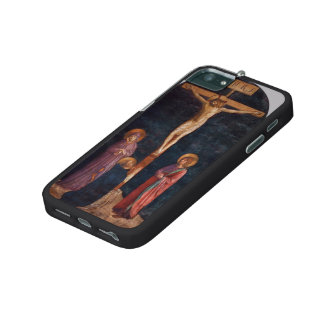 Fra Angelico- Crucifixion with St. Dominic iPhone 5/5S Cases