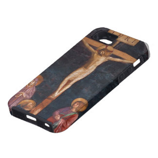 Fra Angelico- Crucifixion with St. Dominic iPhone 5 Cover