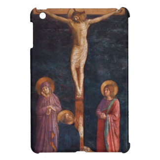 Fra Angelico- Crucifixion with St. Dominic iPad Mini Covers