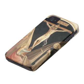 Fra Angelico- Crucifixion with the Virgin Case-Mate iPhone 4 Case