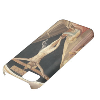 Fra Angelico- Crucifixion with the Virgin iPhone 5C Case