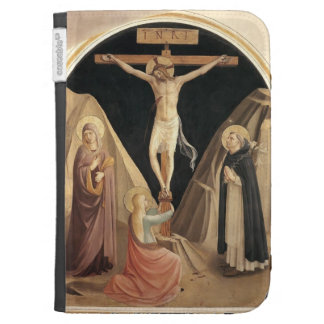 Fra Angelico- Crucifixion with the Virgin Cases For Kindle