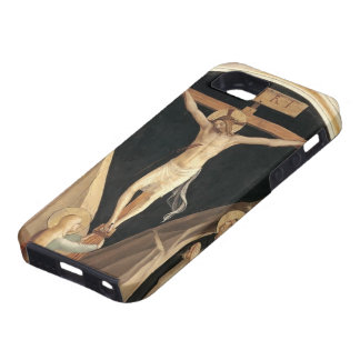 Fra Angelico- Crucifixion with the Virgin iPhone 5 Cover