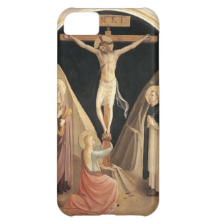 Fra Angelico- Crucifixion with the Virgin iPhone 5C Cover
