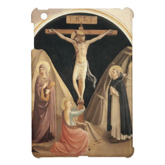 Fra Angelico- Crucifixion with the Virgin Cover For The iPad Mini
