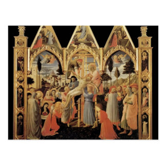 Fra Angelico- Deposition from the Cross Postcard