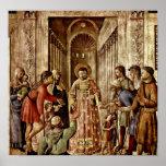 Fra Angelico - iglesia de StLawrence Impresiones