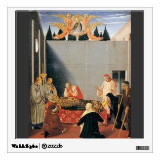 Fra Angelico- la muerte del santo