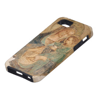 Fra Angelico- Madonna and Child iPhone 5 Cases