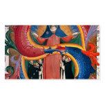 Fra Angelico: Madonna de la misericordia con los f Plantillas De Tarjetas De Visita