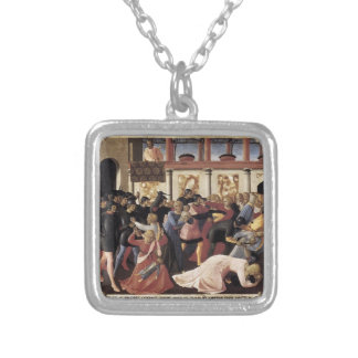 Fra Angelico- Massacre of the Innocents Necklaces
