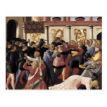 Fra Angelico- Massacre of the Innocents Post Card