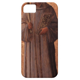 Fra Angelico- St. Bernard of Clairvaux iPhone 5 Cases