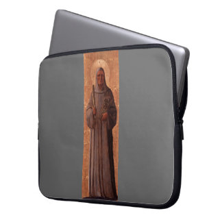 Fra Angelico- St. Bernard of Clairvaux Laptop Computer Sleeve