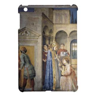 Fra Angelico- St.Lawrence que recibe los tesoros