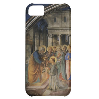 Fra Angelico- St. Peter Consacrates Stephen Deacon iPhone 5C Cover
