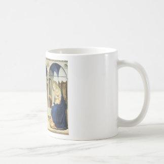 Fra Angelico The Annunciation Coffee Mug
