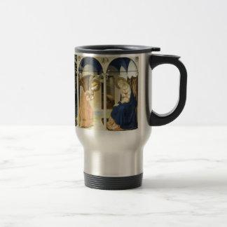 Fra Angelico The Annunciation Travel Mug