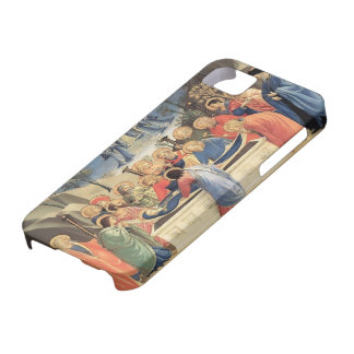 Fra Angelico- The Burial of the Virgin iPhone 5 Cover
