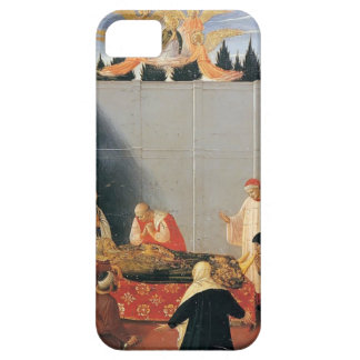 Fra Angelico- The Death of the Saint iPhone 5 Case