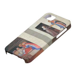 Fra Angelico- The Healing of Palladia iPhone 5 Cover