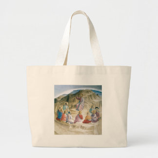 Fra Angelico The Sermon on the Mount 1436-43 Tote Bag