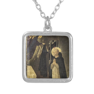 Fra Angelico- Virgin Consigns Habit to St. Dominic Custom Jewelry