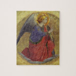 Fra Angelico's Angel of Annunciation Puzzles