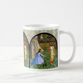 Fra Angelico's Cat (2) (Yeshua's Cat) Coffee Mug