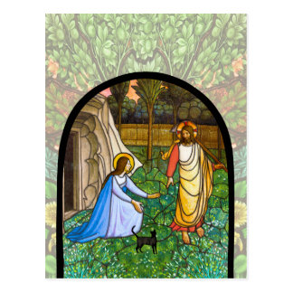 Fra Angelico's Cat (2) (Yeshua's Cat) Postcard