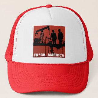 Fra*ck America Trucker Hat