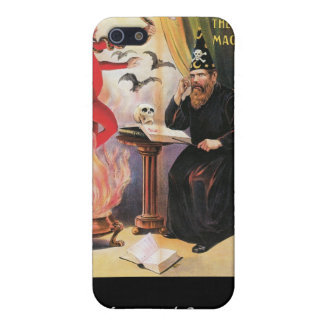 Fra Diavolo ~ The Great Magician Vintage Magic Act Cover For iPhone SE/5/5s