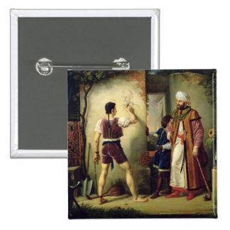 Fra Filippo Lippi  1819 Pinback Button