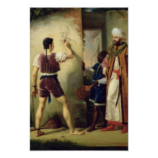 Fra Filippo Lippi  1819 Poster