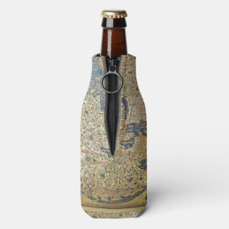 Fra Mauro Map Bottle Cooler