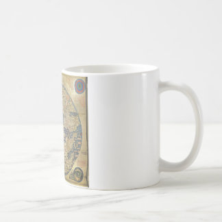 Fra Mauro Map Coffee Mug